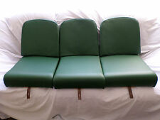 Landrover series 1 one seats. full set of 3 front seats