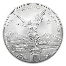 2011 Mexico 1 kilo Silver Libertad BU (In Capsule) - SKU #67959