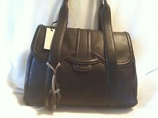 REDUCED!! Radley London Black Genuine Leather Tote/Shopper. NWT.