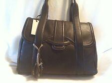 REDUCED!! Radley London Black Genuine Leather Tote/Shopper. NWT.