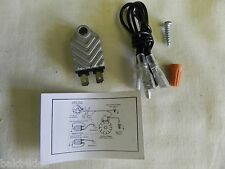 ELECTRONIC IGNITION MODULE, REPLACES POINTS & CONDENSER, ignition switch, Rotary