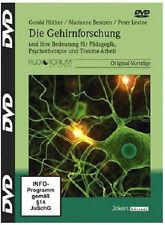 3 DVD, DIE GEHIRNFORSCHUNG,Bedeutung für Pädagogik,Psychotherapie,Trauma-Arbeit