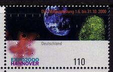 Germany 2000 EXPO World Fair SG 2979 MNH