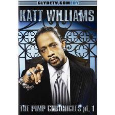 Katt Williams - The Pimp Chronicles Part 1 DVD, Katt Williams BRAND NEW DVD!!