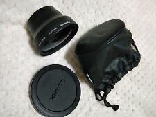 Panasonic DMW-LW55 Wide Conversion Lens for LUMIX, made in Japan, nearly new!