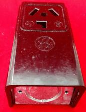 General Electric Surface Receptacle GE4130-3 New in Box