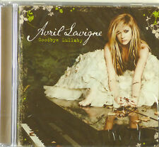 CD-Avril Lavigne-Goodbye Lullaby - #a2834