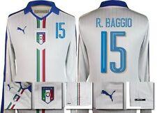Italian Away Memorabilia Football Shirts (National Teams)