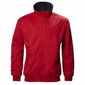 Musto Classic Snug Blouson Jacket 80667/169 True Red/True Navy NEW