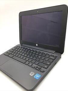 """HP 11 G5EE Chromebook 11.6"""" Intel N2840 2.16GHz 4GB RAM 16GB eMMC Flash - Tested"""