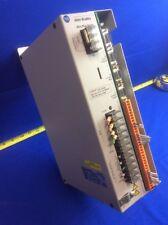 ALLEN BRADLEY 1398-PDM-020 ULTRA PLUS SERVO DRIVE F/W V3.23 P/N 9101-2186