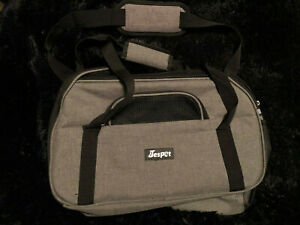 Barely used JESPET Soft Sided Pet Transporter, Comfort Travel for Small Dogs
