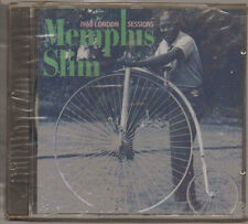 MEMPHIS SLIM 1960 LONDON SESSIONS NEX CD 252  COMPACT DISC