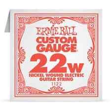 ERNIE BALL Corde à l'Unité Electrique Custom Gauge - 1122/22W