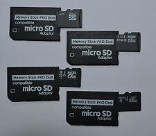 Memory Stick Pro duo 8 16 32 64 GB Speicherkarte für Sony PSP 1004 2004 3004