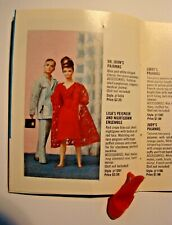 Completer Item One red mule shoe from Remco Lisa Littlechap Peignoir No Doll