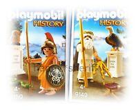 Playmobil NEU History 9149&9150 Griechen Götter Athena Gott Dias NEU Ohne Box