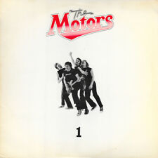 THE MOTORS 1 LP VINYL1ST PRESS ALBUM 1977 VIRGIN 2089 POWER POP PUB PUNK ROCK VG