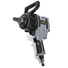 """3/4""""-Inch Air Impact Wrench 1200Ft/Lb Twin Hammer Short Shank 6-Torque Position"""