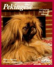 Pekingese : Everything about Adoption, Purchase, Care, Nutrition, Behavior, and