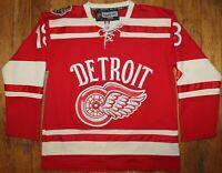 "2014 Reebok Detroit Red Wings #13 Pavel Datsyuk ""Winter Classic"" Jersey"