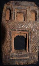 "orig $399 Nepal Ritual Altar Early 1900S 12"""