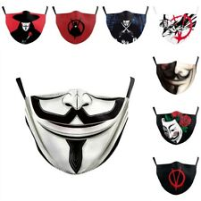 V for Vendetta Face Mask Cosplay Adult Masks Prop