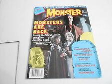 OCTOBER 1985 #5 MONSTER LAND vintage magazine STING