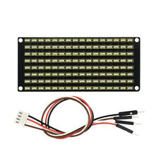 Keyestudio 8x16 AIP1640 LED Matrix Panel Board + HX-2.54 4Pin Cable For Arduino