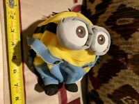 MINIONS FUZZBIES Ball Despicable Me Movie Exclusive Plush Stuffed TAGS