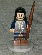 BARD the Bowman Minifigure ~ Lego ~ Hobbit Lord of the Rings ~ MINT~