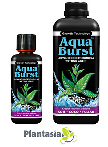 AquaBurst Plant Wetting Agent, 300ml or 1L