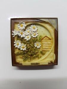 Daisy Fridge Magnet by Noble Art