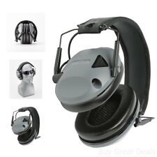 Peltor Range Guard Active Tactical Electronic Hearing Protection 6S Shooting