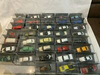 Opel Collection konvolut Modellautos 38 stück NEU