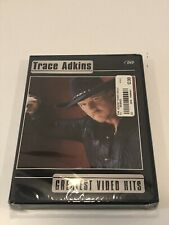Trace Adkins - Greatest Video Hits [New DVD] *Small rip in Plastic*