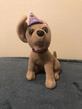 New listing Vintage Taco Bell Dog Happy New Year 2000 Mascot Collectible Stuffed Plush Doll