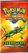 Pokemon EX Dragon Booster Pack