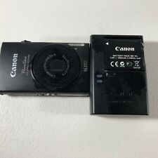 Canon PowerShot ELPH 110 HS / IXUS 125 HS 16.1MP Digital Camera - Black