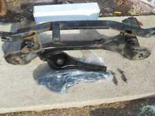 Bare Rear Subframe CROSS MEMBER REAR SUSPENSION FORD FOCUS Control Arms & Bolts