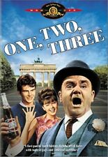 ONE, TWO, THREE (1961) Billy Wilder DVD RC1