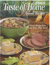 Taste of Home Annual Recipes, 2003 by Jean Steiner