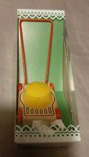 Bodo Hennig Rasenmäher für Puppen / Lawnmower aus Holz - Bambino 1:10 6840