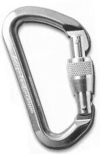 Omega Pacific Classic Locking Gate Carabiner - Bright