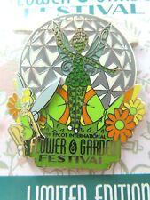 Disney Pin * Epcot Flower & Garden 2018 Tinker Bell Topiary Le 1000 #133667