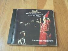 Vladimir Kojoukharov : Le Paradis des Chats - Opéra pour Enfants - CD Cybelia