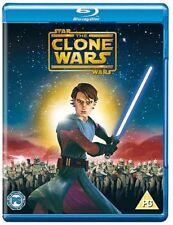 Star Wars - The Clone Wars [Blu-ray] [2008] [Region B] [DVD][Region 2]