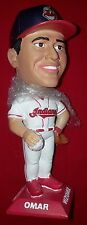 2001 OMAR VIZQUEL #13 Bobblehead Cleveland Indians SGA (#1 in Series of 7) MINT