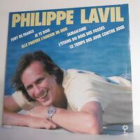 """33T Philippe LAVIL Disque LP ELLE PREFERE L'AMOUR EN MER 12"""" RCA 70722 F Rèduit"""