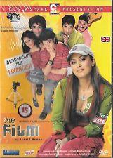 THE FILM (2005) - MAHIMA CHAUDHARY - ANANYA KHARE - BRAND NEW BOLLYWOOD DVD